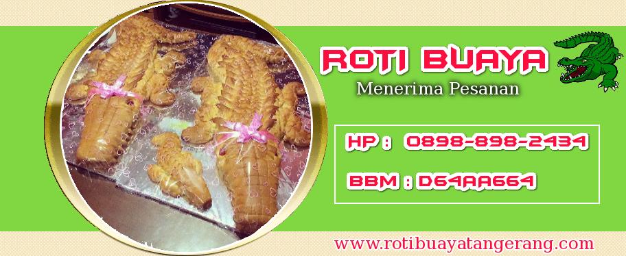 Jual Roti Buaya Di Tangerang